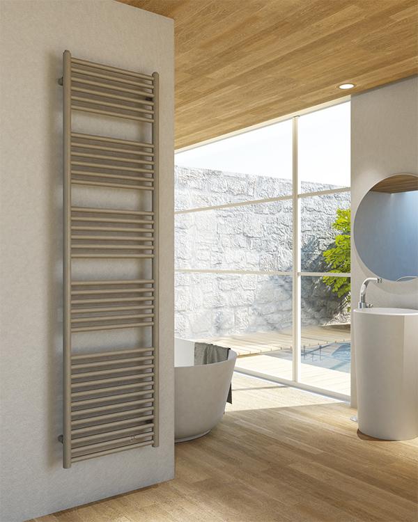 Termoarredi bagno e ambienti pubblici la gamma dl radiators - Termoarredi per bagno ...