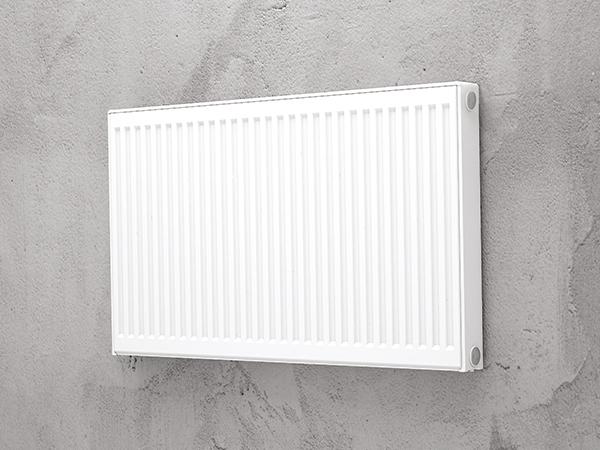 Platella compatta interasse alluminio dl radiators for Radiatori in alluminio